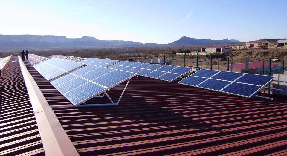 Tipos Estructuras Paneles Solares