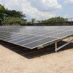 Sistema TEXU: Fijación de estructuras solares sin hormigón