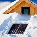 ¿Cómo afectan las condiciones meteorológicas a los paneles solares?