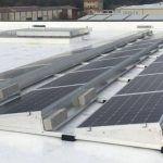 Inclinación de las estructuras fotovoltaicas: ¿cómo afecta la disposición de la cubierta a una instalación?
