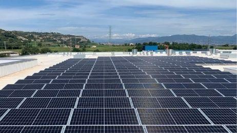 Proyecto instalación fotovoltaica en cubierta industrial