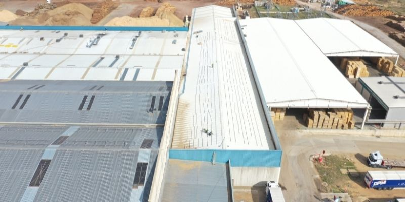 Estructuras metálicas para paneles solares