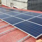 Estanqueidad de las estructuras para paneles solares: adiós a las goteras